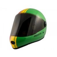 Predator DH-6 Skate Helmet - RastaDH6RA