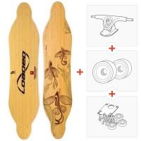 Loaded Vanguard Bamboo + (Axes et roues à choisir)
