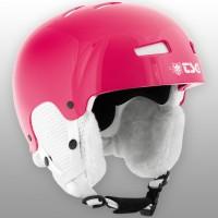 Casque de Ski TSG Lotus Solid Solor Gloss Rubin