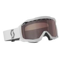 Scott Hustle ACS White Silver Chrome / 2013224157