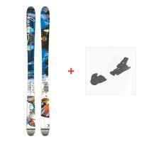 Ski Faction Ambit 2015 + Bindings