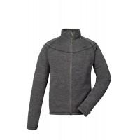 Veste Pyua Escape-Y Full Zip Fleece Grey Melange