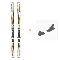 Ski Elan GSX Race Fusion + ELX 12 Fusion 2015