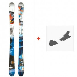 Ski Faction Ambit Jr 2015 + Fixation de Ski