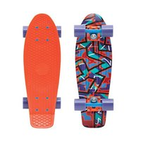 "Penny Skateboard Fresh Print Spike 22\\"" 2015"