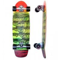 """Surf Skate Carver Stacked 31.25\\"""" Complete"""