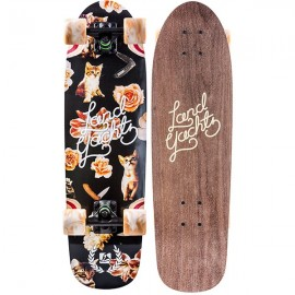 Landyachtz Dinghy Cat Pattern 2015 - Complete