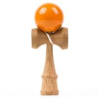 Kendama Krom Deluxe V2 Red OAK Orange
