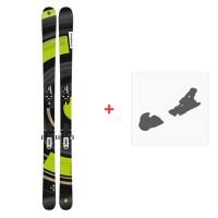 Ski Dynastar Slicer 2014 + Fixation de ski