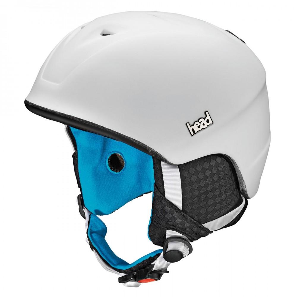 ski helmet head rebel white 2016. Black Bedroom Furniture Sets. Home Design Ideas