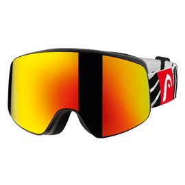 Head Horizon FMR Black/Red 20164920
