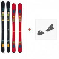 Ski Scott The Ski 2015 + Fixation de ski