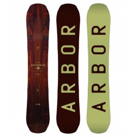 Snowboard Arbor Swoon Rocker Heritage 2016