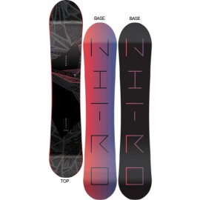 Snowboard Nitro Blacklight 15 2016