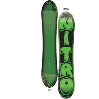 Snowboard Nitro Sweet Leaf 2016