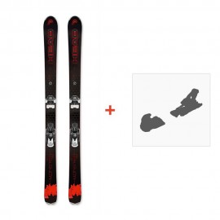 Ski Head Monster 88 2016 + Fixation de ski