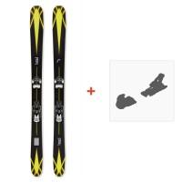 Ski Head Cyclic 115 2016 + Fixation de ski311305