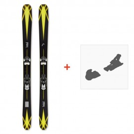 Ski Head Cyclic 115 2016 + Fixation de ski