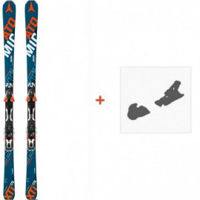 Ski Atomic Redster Xti + Xt 12 2016