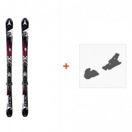 Ski Atomic Crimson Ti Arc + Xto 12 2016