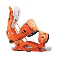 Fixation Snowboard Flow Fuse Orange 2016
