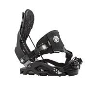 Fixation Snowboard Flow Juno Hybrid Black 2016