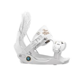 Fixation Snowboard Flow Minx White 2016