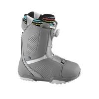 Boots Snowboard Flow Hyku Coiler Grey/White 2016