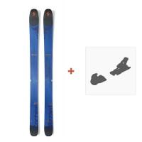 Ski Blizzard Cochise 2017 + Fixation de ski