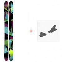Ski K2 Remedy 112 2016