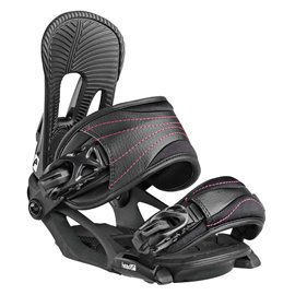 Fixation Snowboard Head NX Fay I Black 2016