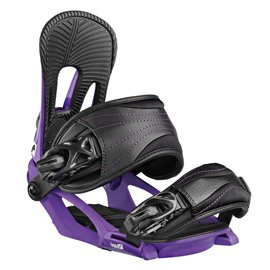 Fixation Snowboard Head NX Fay I Purple 2016