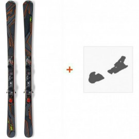 Ski Nordica Fire Arrow 76 Ca Evo + N Pro P.r. Evo 2016
