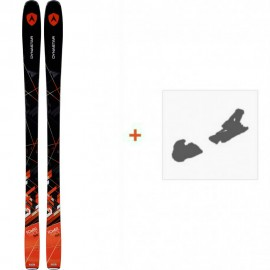 Ski Dynastar Powertrack 84 2017 + Fixation de ski