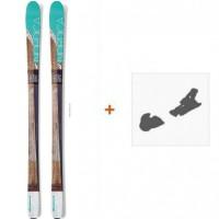 Ski Nordica Belle To Belle 2016