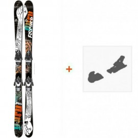 Ski Fischer Guru 2014 + Fixation de ski