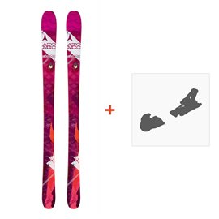 Ski Atomic Vantage Wmn 85 2016 + Ski Bindings