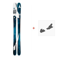 Ski Atomic Vantage 90 Cti 2016 + Ski Bindings