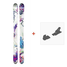 Ski Faction Supertonic 2016 + Fixation de ski