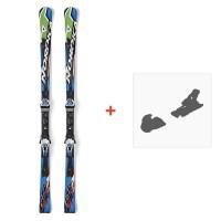 Ski Nordica Dobermann Gsr Evo Edt 2015 + N PRO X EVO