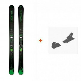 Ski Head Monster 108 Ti 2016 + Fixation de ski	310505