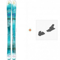 Ski Salomon Q-83 Myriad 216