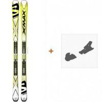 Ski Salomon X-Max + M XT12 TI C90 2016