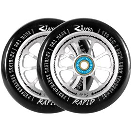 River Rapids Wheels Matt McKeen 2-Pack Complete 2016