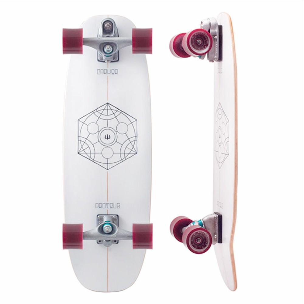 "Surf Skate Carver Proteus 30.5"" Complete"