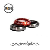 Wise Dreadset Orange 2016