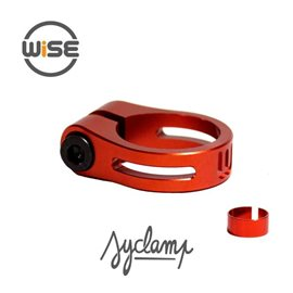 Wise Clamp Syclamp Orange 2016
