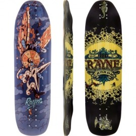 "Rayne Misfortune V2 Bird of Prey Patrick Switzer 33.5\"" - Deck Only 2016RADMFV2"