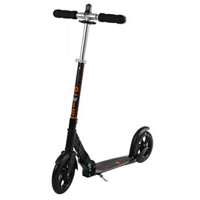 Micro Scooter Black Interlock 2016