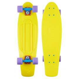 """Penny Skateboard Limited Edition Yellow 27\\"""" 2016"""